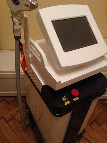 профессиональный лазерный аппарат