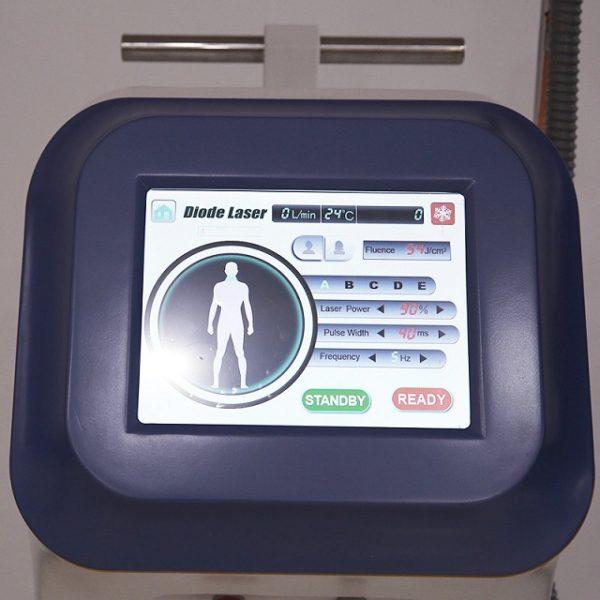 Аппарат Лазерной эпиляции